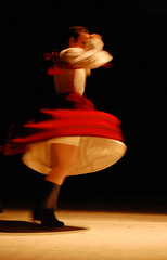 Dancing girl (reka_emese) Tags: girl dance hungarian szek