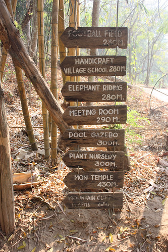 Directions in the Mon Village