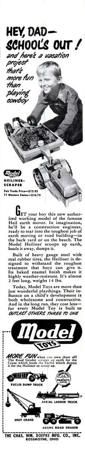 Doepke Advertisement LIFE Jun 25, 1951