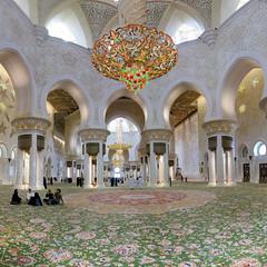 Grande Mosquée Zayed - 20-03-2010 - 11h30
