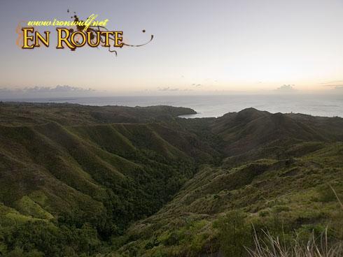 Guam Cetti Bay Overlook