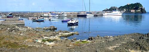 Aci Trezza's Port