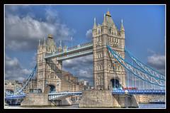 Tower Bridge (Calvin J.) Tags: bridge england london tower nikon europe unitedkingdom sensational hdr greatbritian anawesomeshot picswithframes superaplus d700 nikkor2470mmf28gedifafs