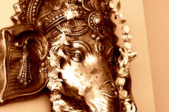 remover of obstacles (theloushe) Tags: flowers friends elephant yoga relax ganesha women exercise god buddhist wreath retreat restore ganesh offering reverence hindu jain vinayaka ganapati namaste invigorate refresh ganesa vighneshvara pillaiyar removerofobstacles lordofbeginnings vighnesha