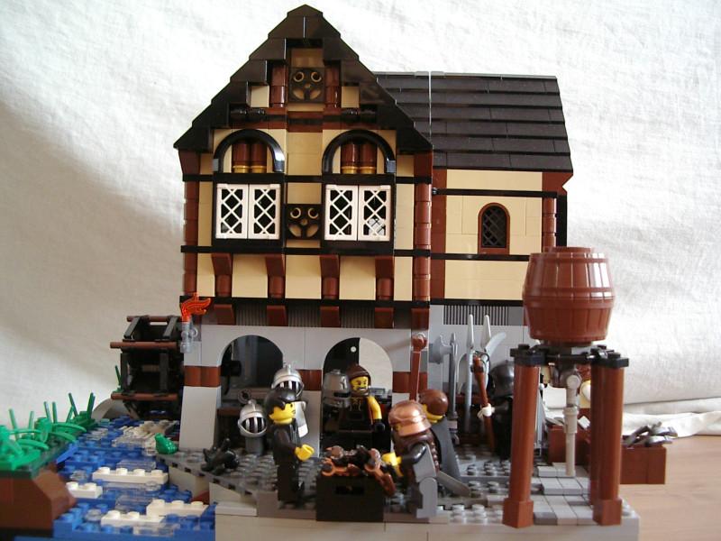 Classic-Castle.com • View topic - Medieval Market Village Diorama