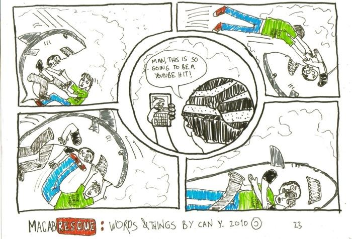 Macabresque page 23