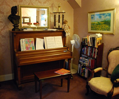 The Piano Parlor