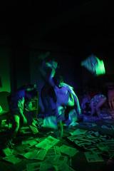 """""""A ltima Manga do Mundo"""" no Teatro Coletivo (bandobacalhau) Tags: teatro sopaulo pea caiofernandoabreu caiof bandoteatral"""