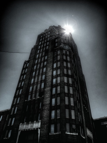 Sunflare/Halo