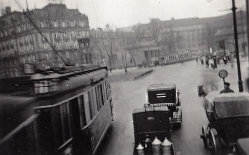 Potsdamer Platz, Berlin. 1930s.