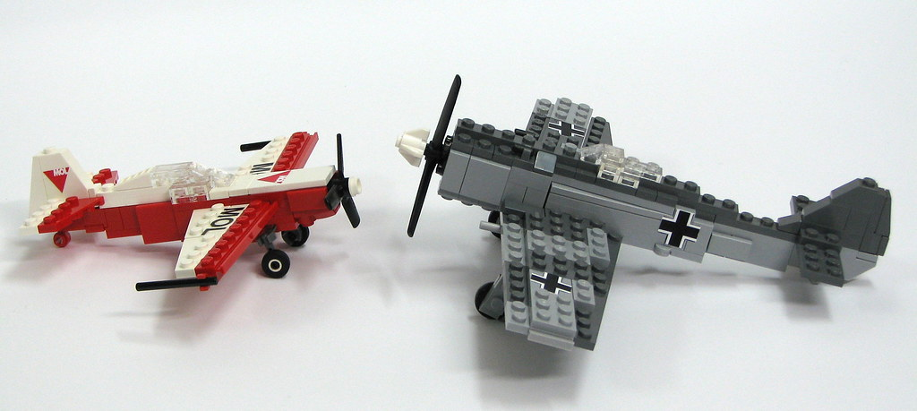 The World's Best Photos of fockewulf and lego - Flickr Hive Mind