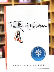 The Running Dream (Vernon Barford School Library) Tags: new school fiction reading book high library libraries dream reads teenagers teens award books running run read paperback teen cover dreams junior teenager novel covers bookcover van schools middle prizes youngadult handicap vernon ya recent bookcovers paperbacks handicapped novels fictional youngadultfiction barford artificiallimb softcover wendelin artificiallimbs handicappedchildren vernonbarford softcovers literaryprize draanen 9780375866289 schneiderfamilybookaward
