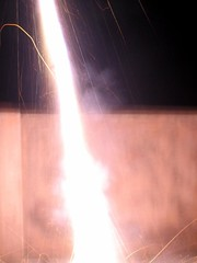 Rocketing
