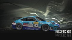 Porsche GT3 RSR Turntable (The Need For Speed) Tags: porsche911 porschegt3 porsche911gt3rsr needforspeedshift
