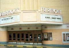 Fairmont Theatre:  Fairmont, WV (Onasill ~ Bill Badzo - 59 Million - Thank You) Tags: house cinema west movie marquee virginia theater theatre historic wv register fairmont nrhp onasill viitrolite