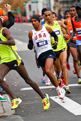 New York Marathon 2009