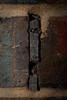 Between the Cracks (Luke Gamon) Tags: wood macro brick wall canon crack mortar bricksandmortar hybridis 28lmacro 100mm28l canon100mm28lmacro