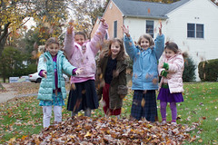 (chaim zvi) Tags: autumn kids nava