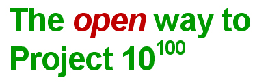 Open Project 10 100 logo