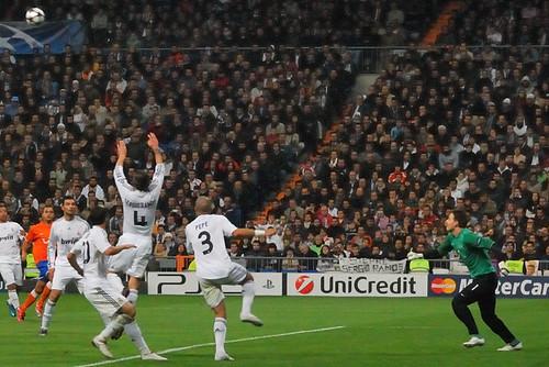 Sergio Ramos no llega