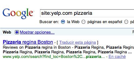 Rich Snippets Not in Google Mexico