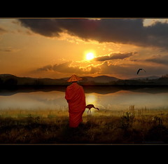 Meditation at the Lake - B2 (by h.koppdelaney)