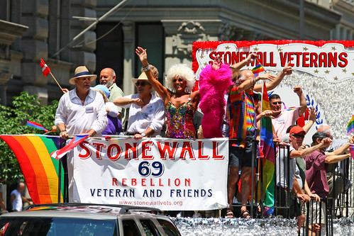 It's Been 40 Years Since the Stonewall Rebellion by funfotoguy2
