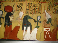 Tomb of Pashedu, Servant in the Place of Truth, Dayr al-Madina, reigns of Seti I and Ramesses II, 13th cent. BC (16) (Prof. Mortel) Tags: egypt luxor dayralmadina