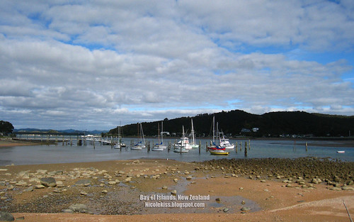 bay of islands wallpaper_wide