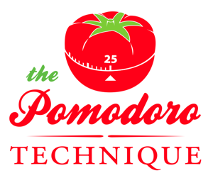 Logotipo de The Pomodoro Technique