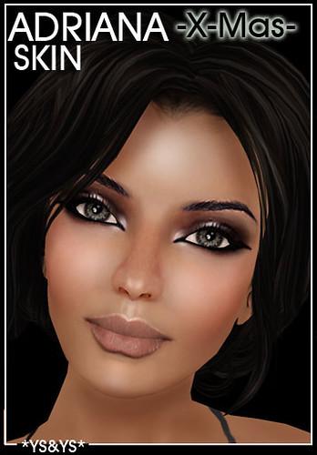 Adriana Skin Special Xmas Makeups