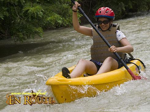 Ambuklao Kayaking