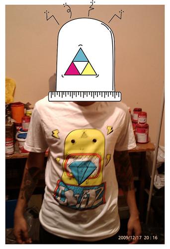 lbvidz t-shirt