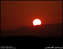 Sunset in Taqah, Dhofar (Shanfari.net) Tags: sunset sun mountain mountains nature lumix raw natural panasonic oman fz sunray jebel jabal salala zufar rw2 salalah sultanate dhofar  khareef      dufar  taqah     governate ashoor lumixaward  dhufar dofar fz38 fz35 dmcfz35   thofar thufar