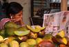 Avocados at Mercado Municipal