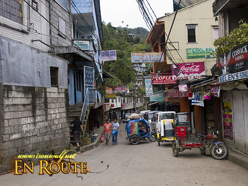 Banaue Main Street