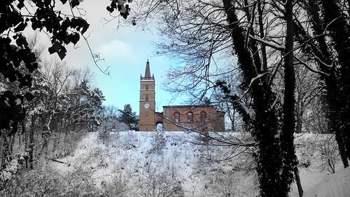 Schinkel-Kirche in Petzow