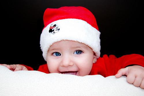 Santa Claus Baby by p4nc0np4n