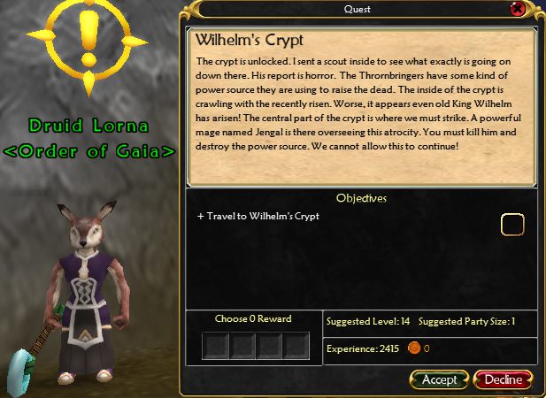 Anglorum / Quest / Wilhelm's Crypt 4253802716_7b7dd63d3a_o