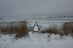 Back to Durgerdam (CharlesFred) Tags: winter snow amsterdam sneeuw waterland
