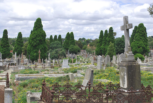 Kew Cemetery