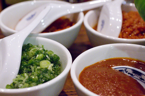 sauces/condiments
