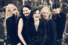 Nightwish (Annet Olzon) 002 (Volavaz) Tags: nightwish anet olzon