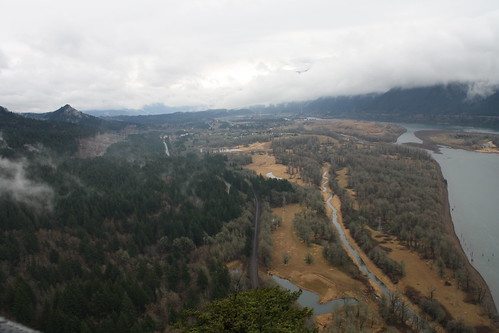 Beacon Rock View