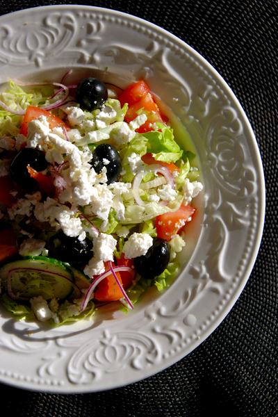Greek Salad min1