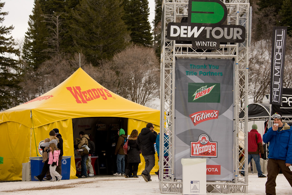 Wendy's Tent:
