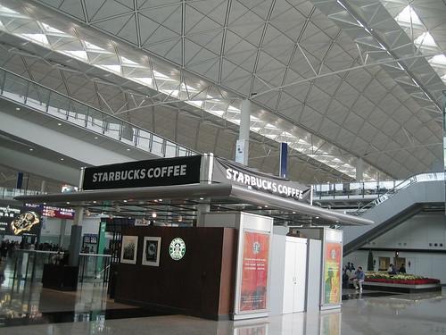 HKG Airport