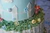 DSC_0069 (Sweet Fix) Tags: bird grass cake clouds fence monkey rainbow stork fondant buttercream gumpaste cakedecorating