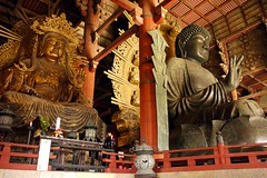 Daibutsu and friend