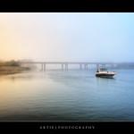 The Morning Mist of Devonport, Tasmania :: HDR